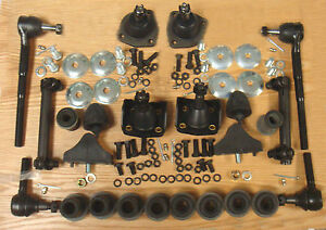 1955 1956 1957 Chevy Front End Steering Suspension Rebuild Kit