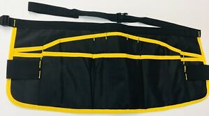 Window Tint Tool Bag Belt For Window Film Installers 13 Pockets Apron Free Ship