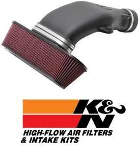 K N 63 Series Aircharger Air Intake System Fits 2008 2013 Chevy Corvette 6 2l V8