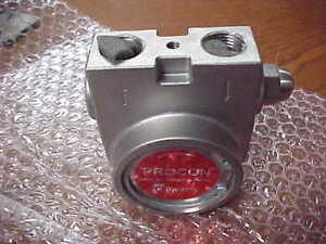 Procon Standex 105b240g31bc Pump Ss Body 80 Psi New Old Stock