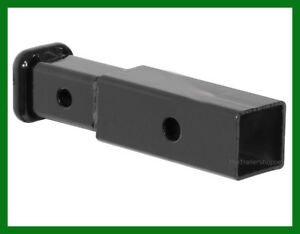 Trailer Hitch Receiver Adapter adapts From 2 To 1 1 4 Extends 4