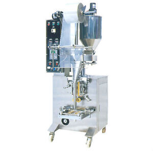 Vertical Form Fill And Seal Pouch Machine free Shipping