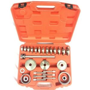 31pc Front Wheel Drive Wheel Bearing Removal And Installation Tool Set 50 83mm