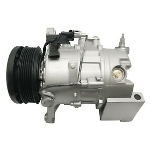Ryc Remanufactured Ac Compressor And A C Clutch Gg371 Fits Lexus Gs300 Is300