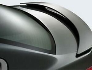 Primer Unpainted Fits Honda Accord 4dr 2008 2012 Abs Rear Spoiler Wing New
