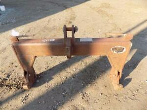 Category 3 Quick Hitch Came Off A Case Ih 7140 Tractor Will Fit Others