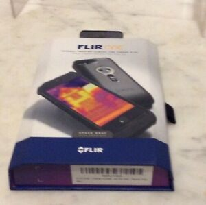 Flir One New Thermal Imaging Camera For Iphone 5 5s Space Gray