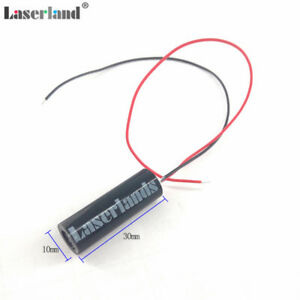 Laserland 850nm 100mw Infrared Ir Dot Diode Laser Module Fixed Focus Dc 3v