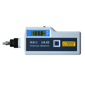 Uyigao Vc63a Vibrometer Meter V1p7