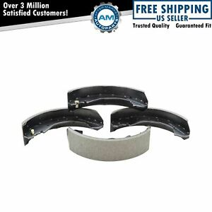 Rear Drum Brake Shoes For Chevy Gmc Pickup Truck Suv Brand New
