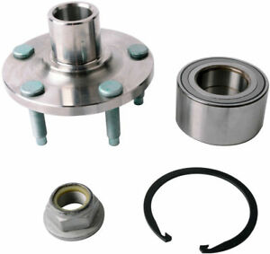 Ford Edge Lincoln Mkx Front Hub Bearing Repair Kit With Nut Clip Free Shipping