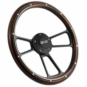 1970 1973 Gmc Truck Suburban Jimmy Mahogany Steering Wheel Adapter Kit