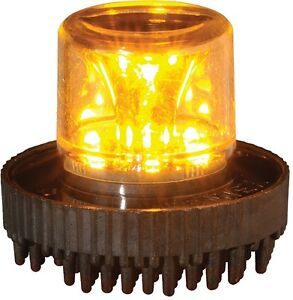 Feniex Cannon 360 Led Hide away Light Amber white Made In Usa