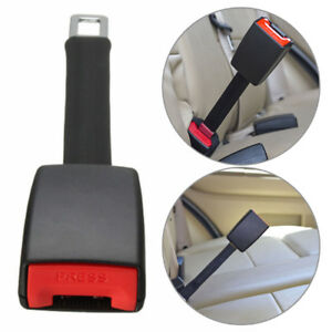 Car Suv Seat Belt Extender Extension 22cm High Strength Nylon Safety Buckle Clip
