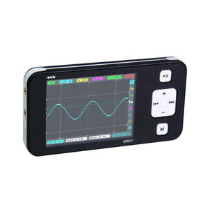 Mini Dso211 Nano Arm Pocket Size Portable Handheld Lcd Screen Digital L2u2