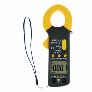 Victor Vc6056d Digital Clamp Meter Leakage Current Ac On line Ac Current G8s4