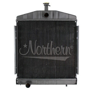 Full Aluminum Radiator For G10877198 H19491 Lincoln Welder 200 250 Amp