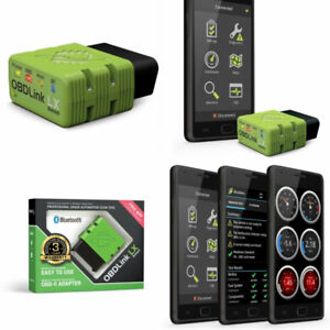 Scantool 427201 Obdlink Lx Bluetooth Pro Obd Ii Scan Tool For Android