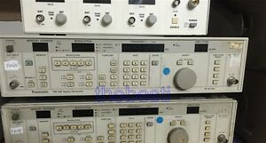 One Pc Used Panasonic Fm am Signal Generator Vp 8174a 220v In Good Condition