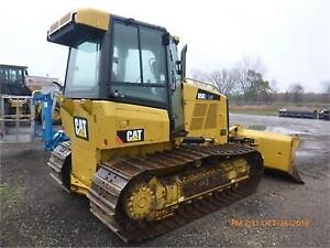 2014 Caterpillar D5k2 Lgp Track type Crawler Tractor Dozer Cat