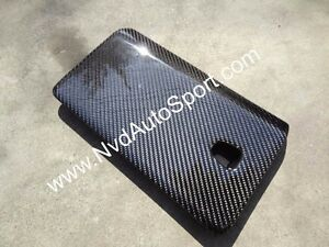 Porsche 996 987 997 Carbon Fiber Interior Fusebox Lid By Nvd