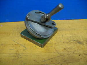 H G Series 100 Thread Chaser Grinding Fixture vgc