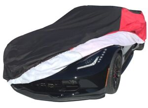 2014 2019 C7 Corvette Extreme Defender All Weather Car Cover Outdoor Or Indoor