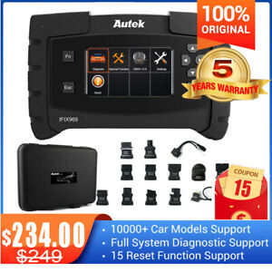 Automotive All Systems Scanner Ecu Coding Programming Obd2 Diagnostic Scan Tools