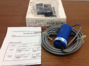 Cutler hammer Capacitive Proximity Tubular Sensor Cat e53cal34a2e New