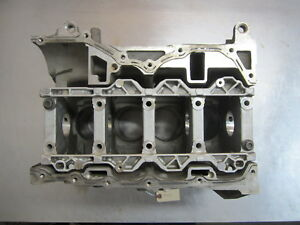 Bkj33 Bare Engine Block 2011 Ford Focus 2 0