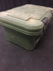 Cambro Camcarrier Food Storage Pan Container Carrier Upcs180 8 Deep 1