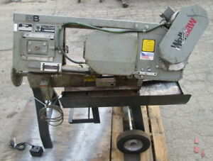Wellsaw 58b Horizontal Metal Band Saw Bandsaw 100782
