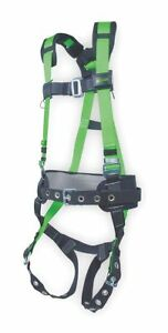 Miller Universal Construction Confined Space Full Body Harness 6000 Lb