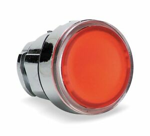 Schneider Electric Illuminated Push Button Operator Red Maintained Action