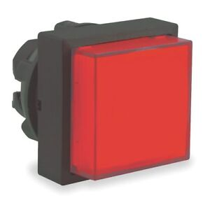 Schneider Electric Illuminated Push Button Operator Red Momentary Action