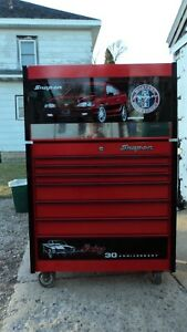 Snap On Tool Box 30 Year Mustang Commemerative