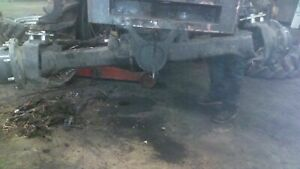 Massey Ferguson 5610 4wd Front Axle Assembly 4349310m91