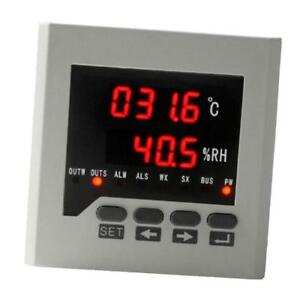 Digital Temperature Controller Humidity Control Greenhouse Controller 80mm