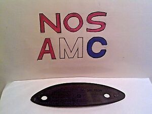 Amc 1973 1980 Hornet Gremlin Spirit Concord Eagle Nos Side View Mirror Gasket