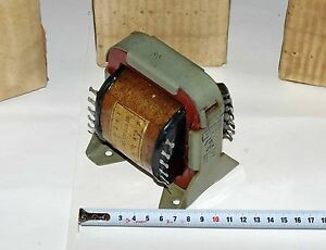 Transformer Anode And Filament Tan55 127 220 50 100 W In Box Made In Ussr
