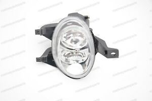 Clear Left Front Bumper Driving Fog Light Lamp For Peugeot 206 206cc 1999 2005