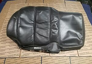 Actual Item 1998jeep Grand Cherokee Limit 5 9 Drivers Rear Seat Cushion Cover