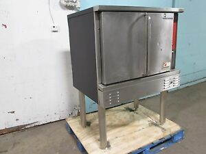 southbend Xs 10a Heavy Duty Commercial Natural Gas nsf Convection Oven