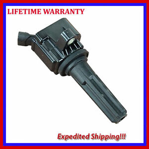 Ignition Coil 06 12 For Chevy Gmc Hummer Saab 2 9l 3 7l 4 2l 12612369 Ugm497