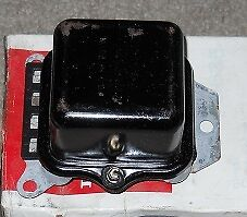 Nos 1963 72 Gm Voltage Regulator Corvette Gto Gs Camaro 442 Nova Chevelle Ss 427
