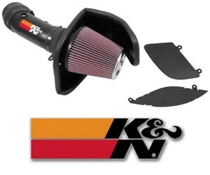 K n 69 Series Typhoon Air Intake System 17 18 Dodge Charger Challenger Hellcat