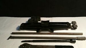1993 Dodge Dakota Ex Cab Oem Spare Tire Jack Tool Kit