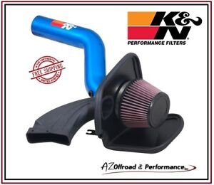 K N 69 Series Typhoon Air Intake System For 2016 2017 Ford Focus Rs 2 3l Turbo