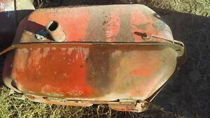 Case Ih 1466 Fuel Tank With Shield 381379r94