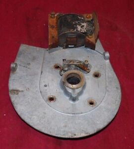 Briggs Stratton Model Wmb Pedal Coil Back Plate Gas Engine Motor 3